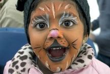 IMD Face Painting