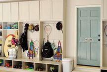 Garage & Attic Storage Ideas / Garage Storage, Garage Storage Ideas, Garage Shelves, Attic Storage