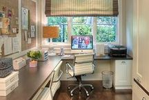 Small Home Offices / Small Home Office, Home Office in Closets, Home Office