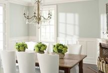 Paint and Room Color Ideas / Paint colors, room colors, ideas for paint colors