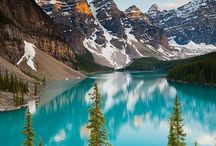 Beautiful Canada Travel/Holidays / Travel to Canada. Amazing places to see around Canada. #Canada #vacations #holidays #travel