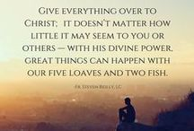 Legionaries of Christ Quotes / Quotes from our very own Legionary of Christ priests and brothers