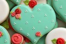 Cookies, Bars & Candy / Cookies, Candy, Whoopie Pies, Christmas Cookies, Fudge, Valentine Cookies, Wedding Cookies
