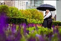 Rainy Wedding Day / Some photos from rainy weddings I've photographed
