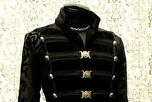 Gothic Men's Fashion / Here is a collection of wonderful Gothic Men's Fashion from around the web.