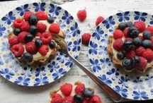 Healthy Vegan Dessert Recipes / Want a delicious dessert that's good for you?  The pins on this board are vegan, gluten free and refined sugar free dessert recipes.