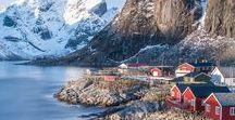 Die schönsten Orte im Winter / Wir verraten die besten Reiseziele für den Winter und zeigen, an welchen Orten es im Winter besonders schön ist.