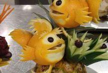Food Art & Recipes