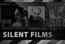Silent Films / Classic films and clips including your favorites from the era of the genesis of film making, when the art of story telling was presented without sound, although that's not quite the case as title cards and music helped carry the weight. 