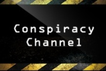 Conspiracy Channel / The Conspiracy Channel will have you looking at everything in a different light, suspicious, curious, unsure, a Doubting Thomas or Paranoid Paula; Conspiracy movies and documentaries, excellent fodder for the person looking for something to say! Conspiracy Channel Station Coming Soon to the DigiDev Network