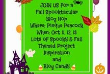 BLOG HOPS with Pinque Peacock