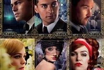 The Great Gatsby  / Mostly Leonardo DiCaprio pictures