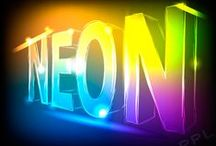 Pink/ blues / Color's / Rainbows / NEONS / OoOOo  I LOVE color's Neon's Pinks & PURPLES  and Green  wooot  wooot   / by Tammy Frazier