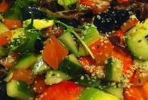 Mouth Watering Salads / Healthy Tips