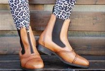 Paddock Boots / These boots are not made-to-measure but standard EU sizes. Available in sizes 33 - 46.
