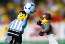 Berømte billeder med legoklodser