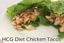 HCG Diet Recipes (P2 & P3) / Check out these awesome HCG Diet Phase 2 Recipes and HCg Diet Phase 3 Recipes.  Great recipes for HCG Maintenance and recipes for the HCG VLCD diet make Dr. Simeons' protocol meals so much easier.