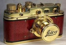 Vintage Cameras / The Beauty of Old Cameras!