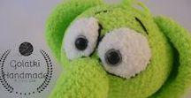 Golatki Handmade / crochet szydełko amigurumi