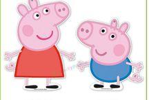Fiesta Peppa Pig / by Ronit Chernizky