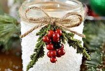Christmas decoration / Vánoce