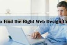Web Design / Attracting Your Traffic-Website Design With a Professional Feel . A website is the medium by which viewers will access information or buy products over the internet, and just like a catalog, newspaper, magazine, etc. it is imperative that the information be presented in an organized, easy to access, and professional looking manner