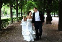 WEDDING SCENES / Gorgeous wedding photography, wedding settings, landscapes, fine art bridal shootings