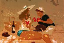 Illustrazioni Pascal Campion