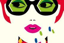 Illustrazioni Malika Favre