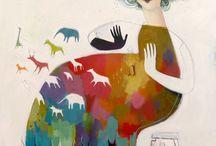 Illustrazioni Felicita Sala