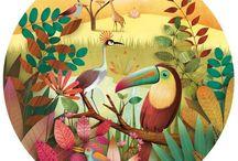 Illustrazioni Marie Desbons