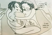 Illustrazioni Maya Mihindou