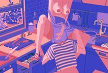 Illustrazioni Matteo Berton