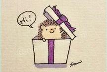 Hedgehogs / aaaw *.*