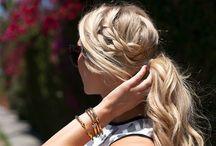hair ideas / by Mckenzie Pons