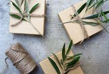 Fiestas y Regalitos / sweet gifts, little notes, pretty packaging