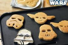 Star Wars in the Kitchen / Star Wars fans express their fandom in all areas of life, including the kitchen. Check out the recipes, gadgets, and MTFBWY.