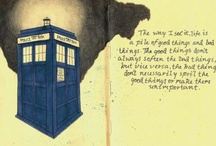 Who? WHO! Le Doctor / by Sara Habein