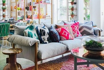 Home Ideas / I love interior design, I'll probably never have a house like any of these pics but I can take inspiration from it and do it my way!