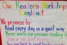 Reader's Workshop / by Nicole Medina