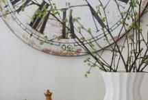 Relojes.... será importante la hora????? / by Martita Paredes