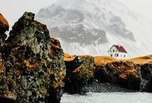 Nature Inspiration / What inspires the Icelandic designers...