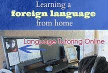 Learning Foreign Language at Home / foreign language helps for homeschooling