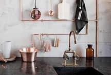 Interiorspiration•Kitchen & Dining areas