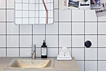 Interiorspiration•Bathrooms & Hallways