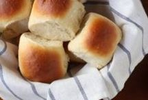 YEAST BREADS, BISCUITS & ROLLS / Yeast breads, biscuits and rolls! Homemade breads are so tastier and easy to make!
