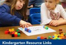 Kinder Math - CCSS