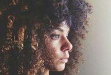 HAIR / Hair styles and do's.