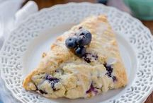 BISCOTTI & SCONES / Recipes for all kinds of yummy biscotti and scones!