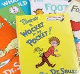 Author Study - Dr. Seuss / author study book Dr. Seuss education read Theodor Geisel